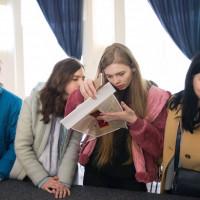 Встреча Анастасии со студентами - Фото 3