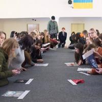 Встреча Анастасии со студентами - Фото 5
